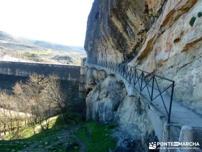 Río Lozoya; Pontón Oliva; Senda Genaro; excursiones montaña madrid; senderismo en madrid grupos;v
